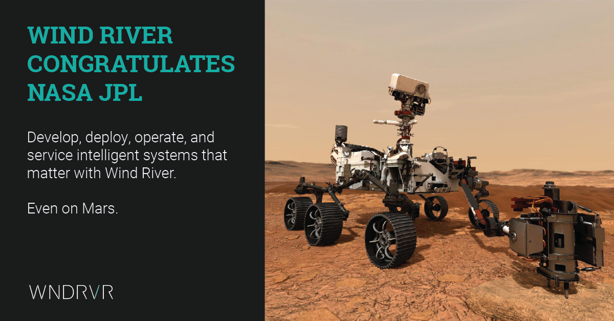 The Ultimate Mission-Critical Intelligent System: Fourth Generation Mars Rover Running Wind River Technology